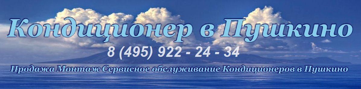 Кондиционер   в     Пушкино